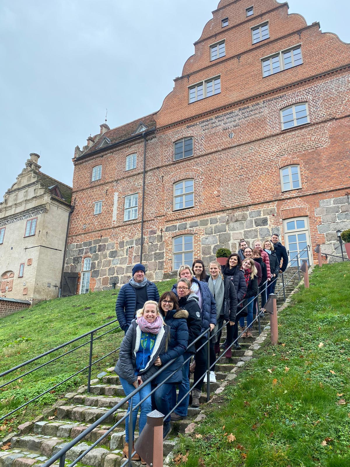 Klassenfahrt Schloss | zoum.de | zoum Fortbildung 2019