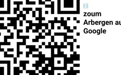zoum Arbergen auf Google