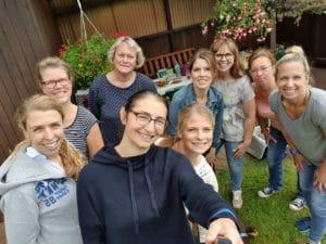 Seelfie Arbergen Sommer | zoum.de | Sommerurlaub Praxis Arbergen